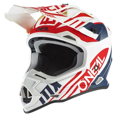 CASQUE CROSS O'NEAL